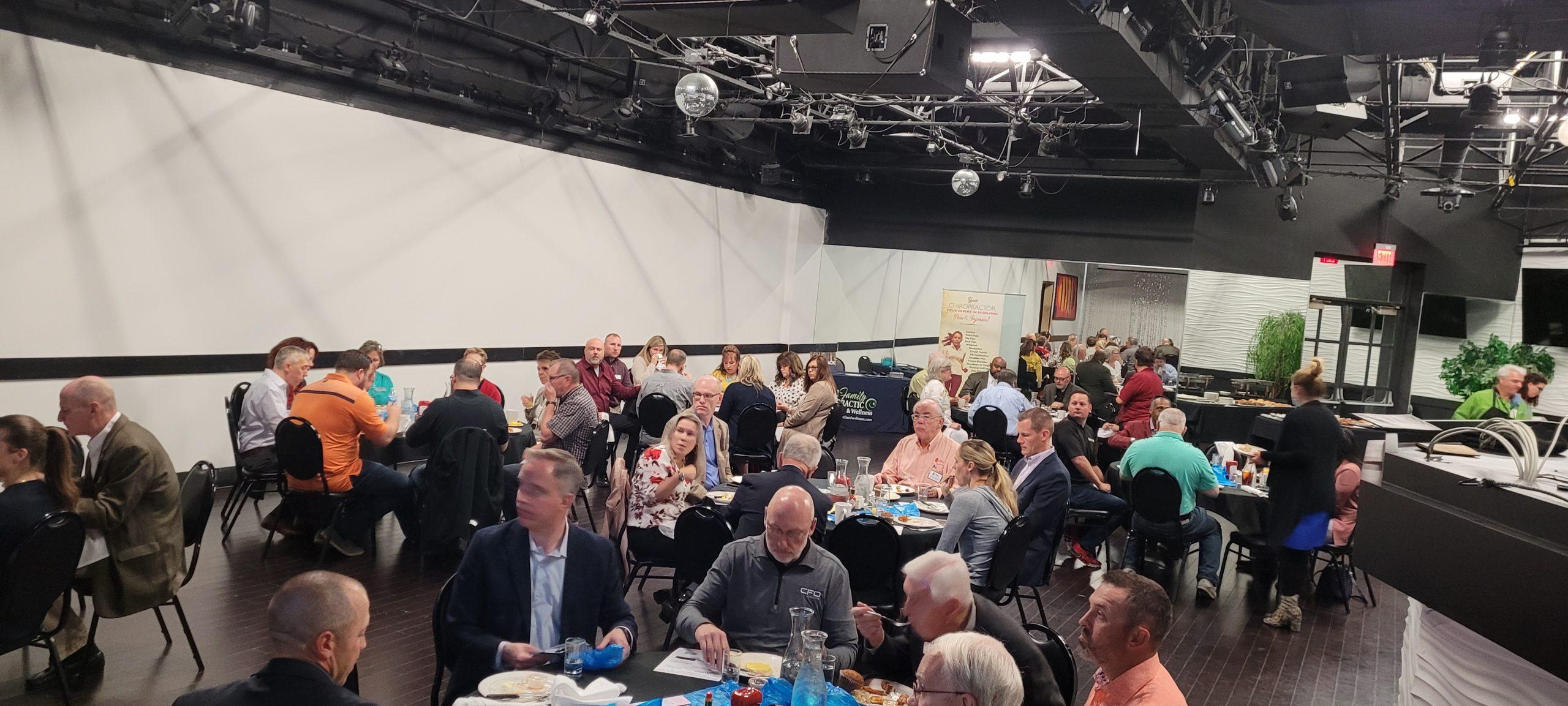 Business networking breakfast | Omaha Empowerment Breakfast.