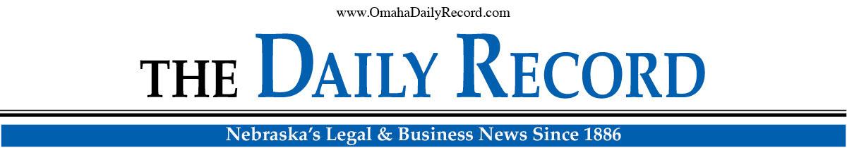 Omaha Daily Record Logo